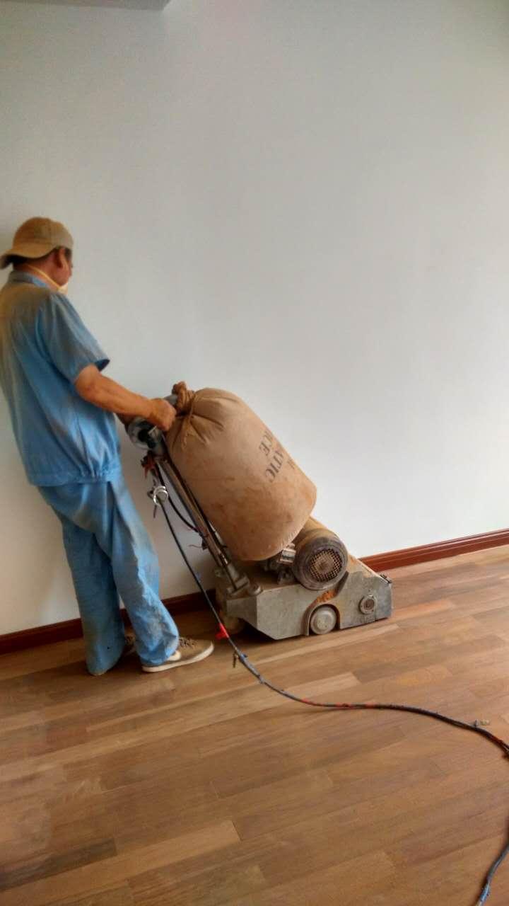 地板翻新-地板打磨-地板刷漆